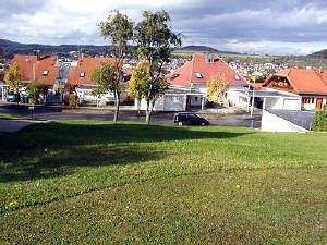 — VERKAUFT — Baugrundstück für MFH od. DH Pfullingen-Kühnenbach