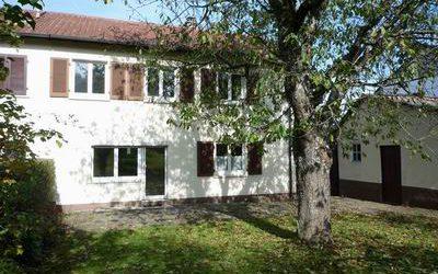 — VERKAUFT — RT/Ohmenhausen: tolle Doppelhaushälfte