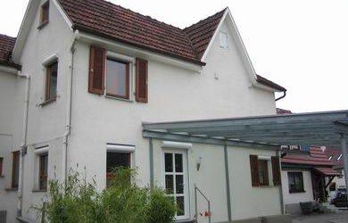 — VERKAUFT — Einfamilienhaus in Eningen