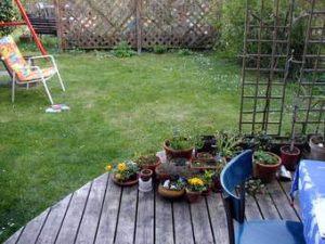— VERKAUFT — Eigener Gartenbereich mit 105 m² Fl.!