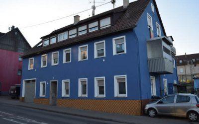 — VERKAUFT — EUR 1000,- monatl. Mieteinn! City-Whg., Dachterrasse