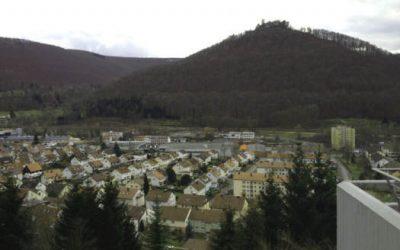 — VERKAUFT — Terrassenwohnung, am Breitenstein/ top AUSSICHT