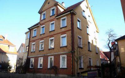 — VERKAUFT — 4-Zi.-Altbau-Wohnung Tübingen