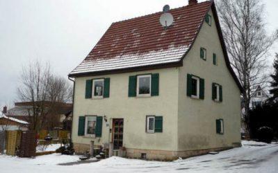 — VERKAUFT — freist. älteres Einfamilienhaus in Kirchentellinsfurt