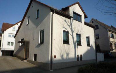 — VERKAUFT — Einfamilienhaus