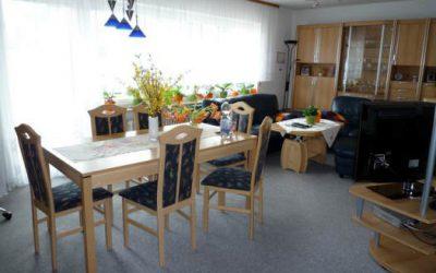 — VERMIETET — 4-Zi.-Wohnung Fild.-/Bernhausen