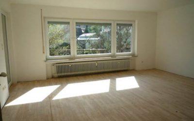 — VERMIETET — EG-Whg. in Reutlingen