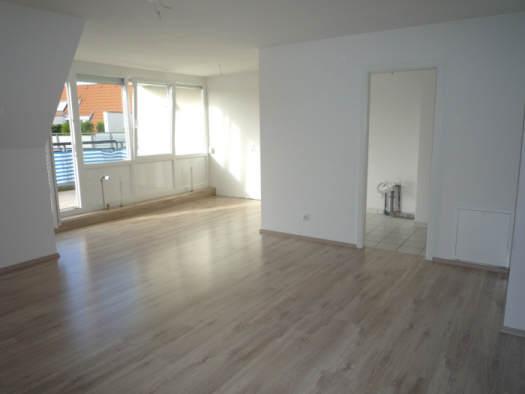 — VERKAUFT — NEU RENOVIERT – 30 m² Dachterrasse/ 4.OG