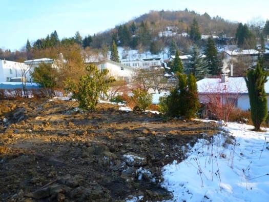 — VERKAUFT — Südseite – top Bauplatz in 2. Reihe, für freist. EFH