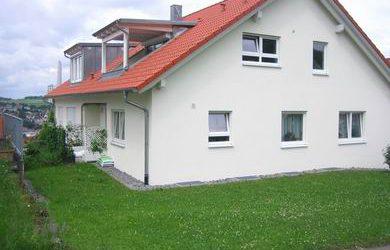 — VERMIETET — 3,5 Zi.-Wohnung Pfullingen Kühnenbach, ruhige Halbhöhenlage!