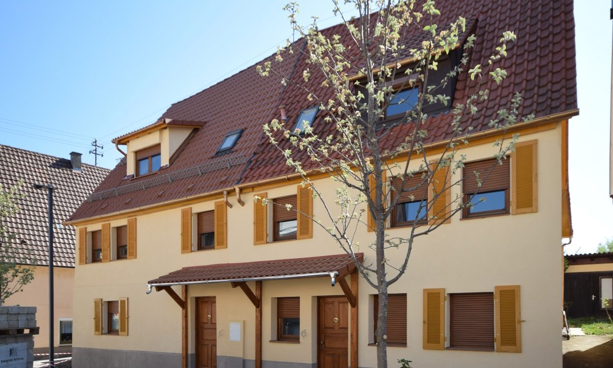 Tolle kernsanierte DHH in Nehren – Wohnen auf dem Lande und gleich in Tübingen!