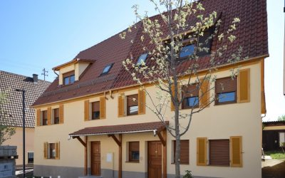— VERKAUFT — Tolle kernsanierte DHH in Nehren – Wohnen auf dem Lande und gleich in Tübingen!